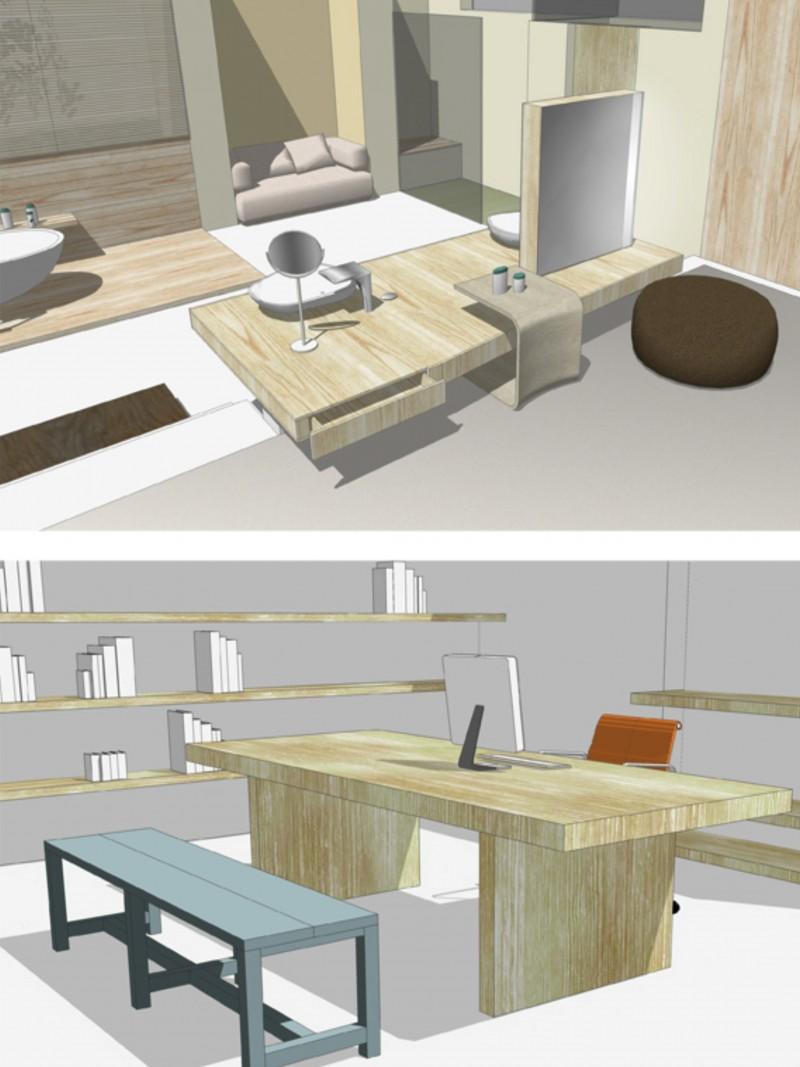 Interiors - Residential portfolio04